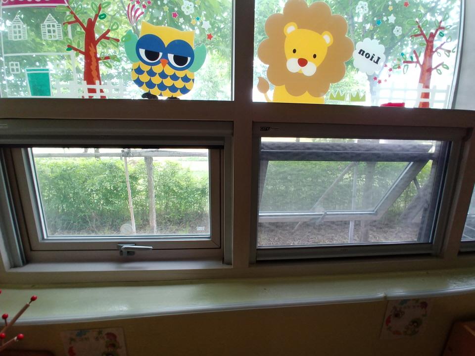 티엔나노방진망 남양주 시립 어린이집 설치 (1)