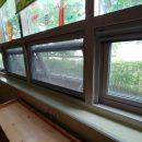 코로나19 감염 사업장 사무실엔 창문 방충망 조차 없는데