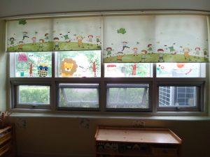 티엔나노방진망 남양주 시립 어린이집 설치 (4)