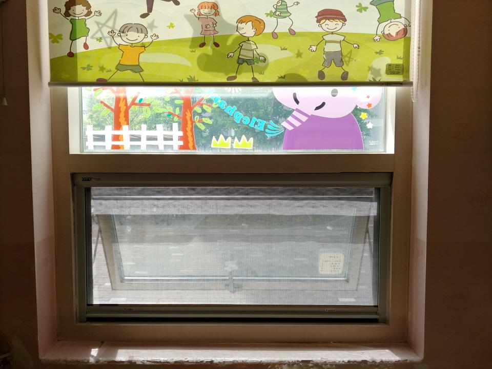 티엔나노방진망 남양주 시립 어린이집 설치 (7)