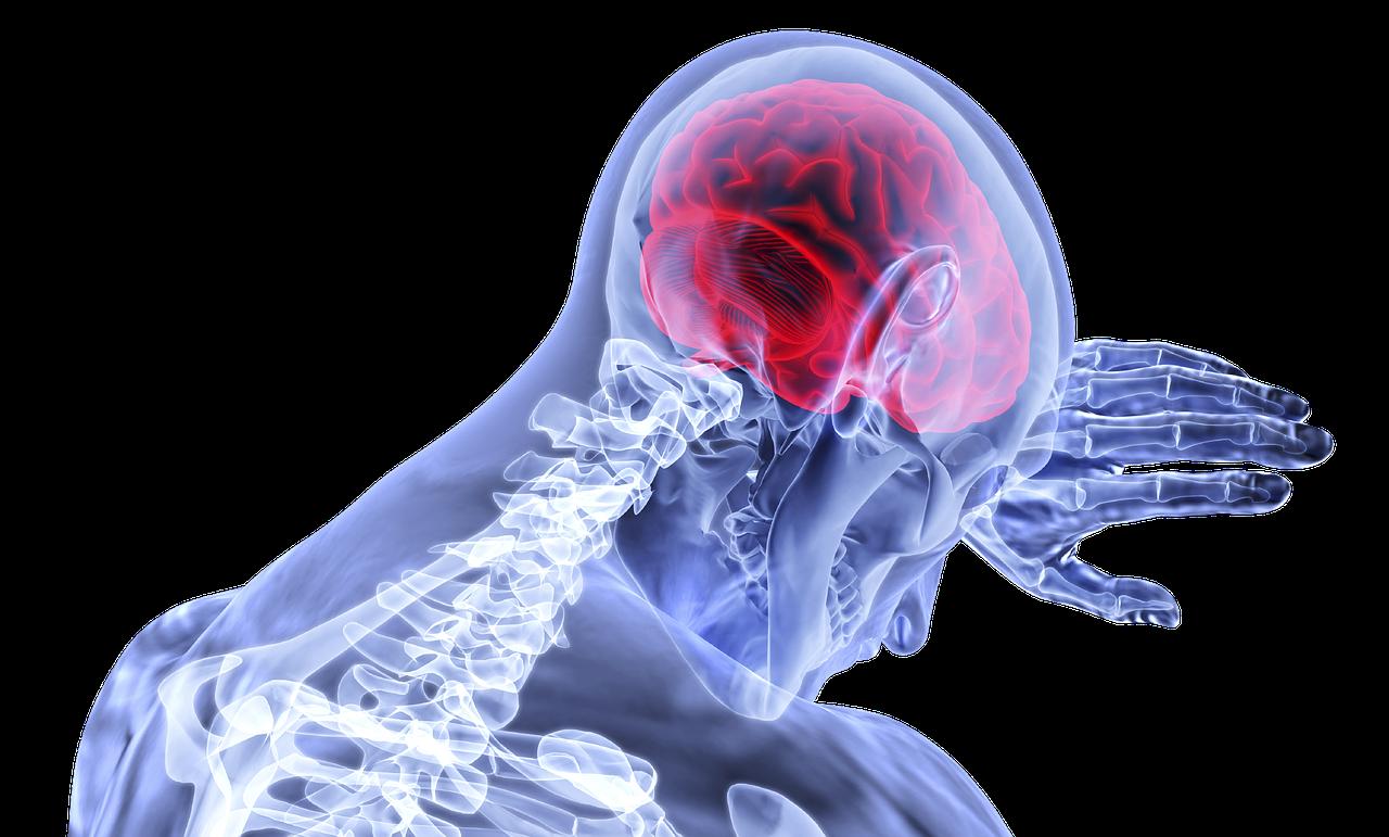 초미세먼지 뇌질환 확율 원인, 노폐물 배출은 수면으로!