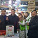 티엔 나노방진망 다문화가정 아이들 크리스마스 선물 기금 봉사활동 참여
