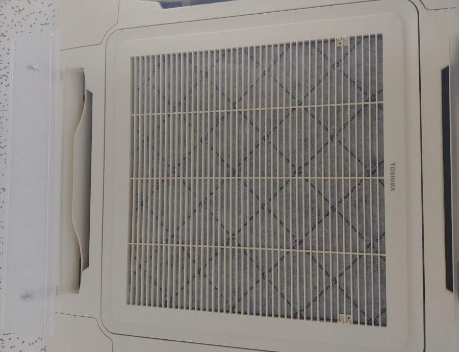 (사)한국학교환경위생협회와 협약한 나노항균 에어컨 필터